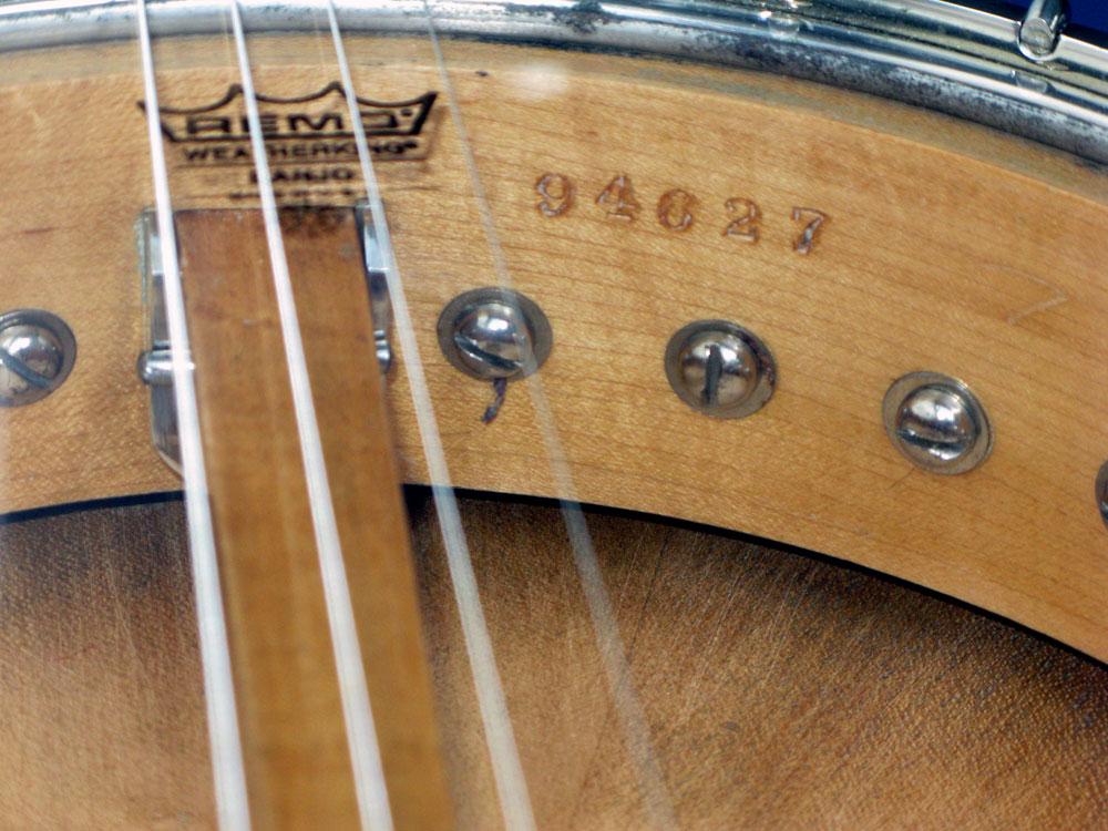 Pure Banjo » 1930 Vega Tenor Banjo