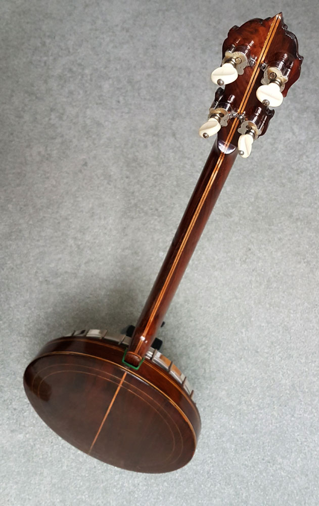Pure Banjo » 1921 Paramount Leader Tenor Banjo