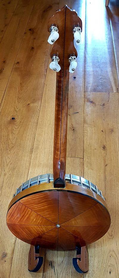 Pure Banjo » 1922 Vega Tubaphone Tenor Banjo