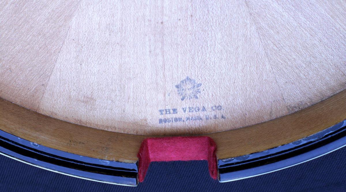 Pure Banjo » Vega Vegaphone Tenor Banjo
